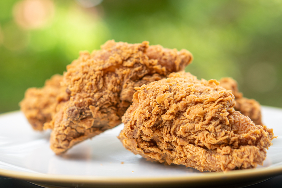 instant pot crispy chicken