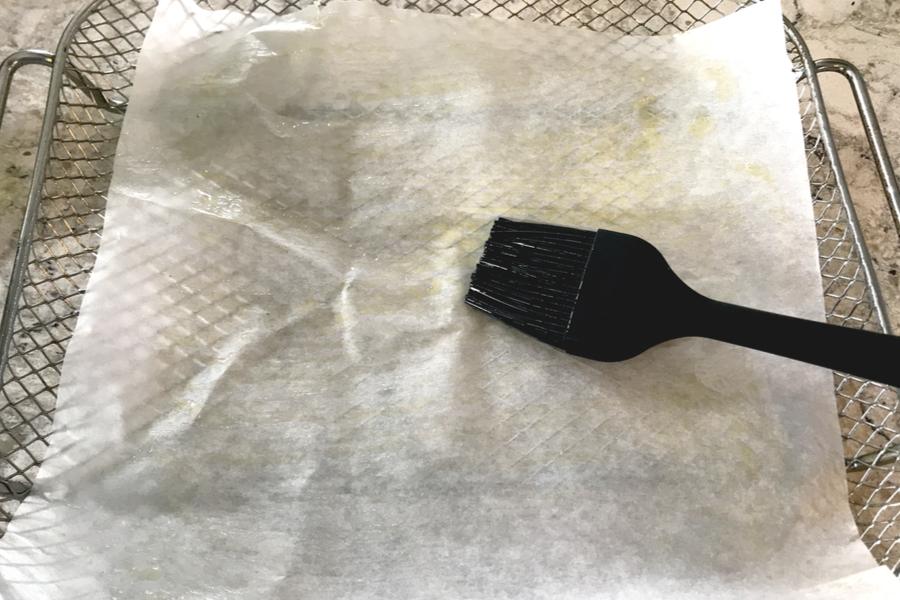 oil parchment paper
