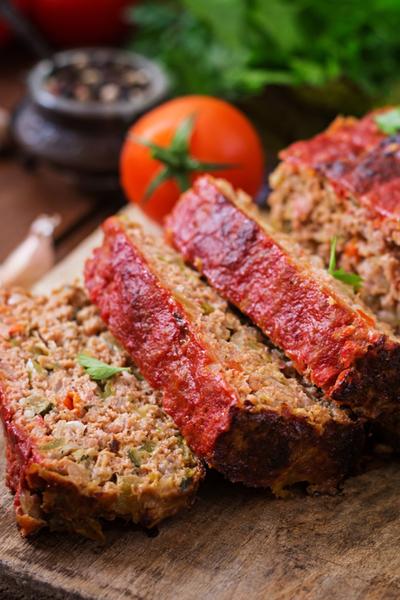 air fryer meatloaf