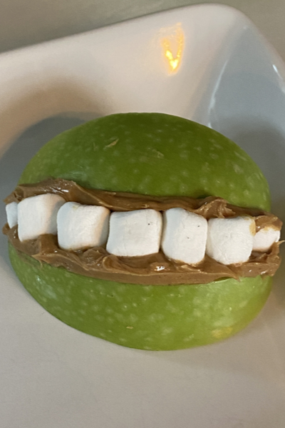 apple dentures