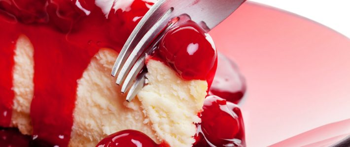 instant pot cherry cheesecake
