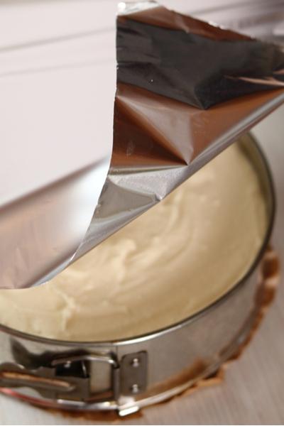 foil springform pan