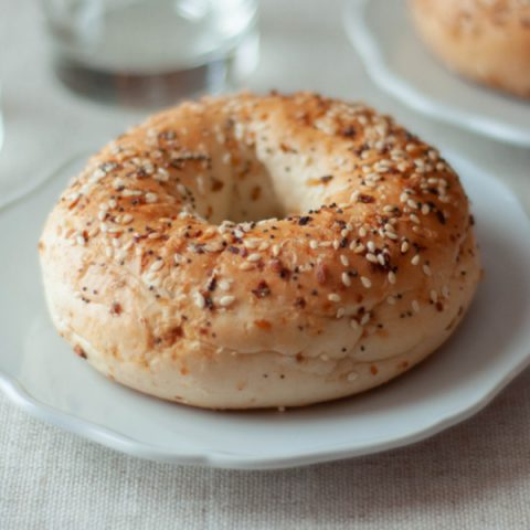 2 Ingredient bagel