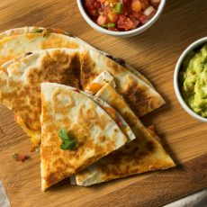 Air Fryer Vegetarian Quesadillas – A Quick and Easy Recipe