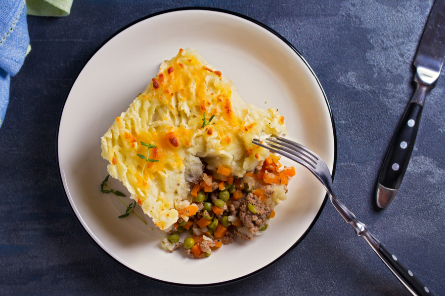 Irish Shepherd's Pie Recipe