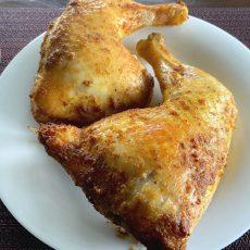 air fryer chicken leg quarters