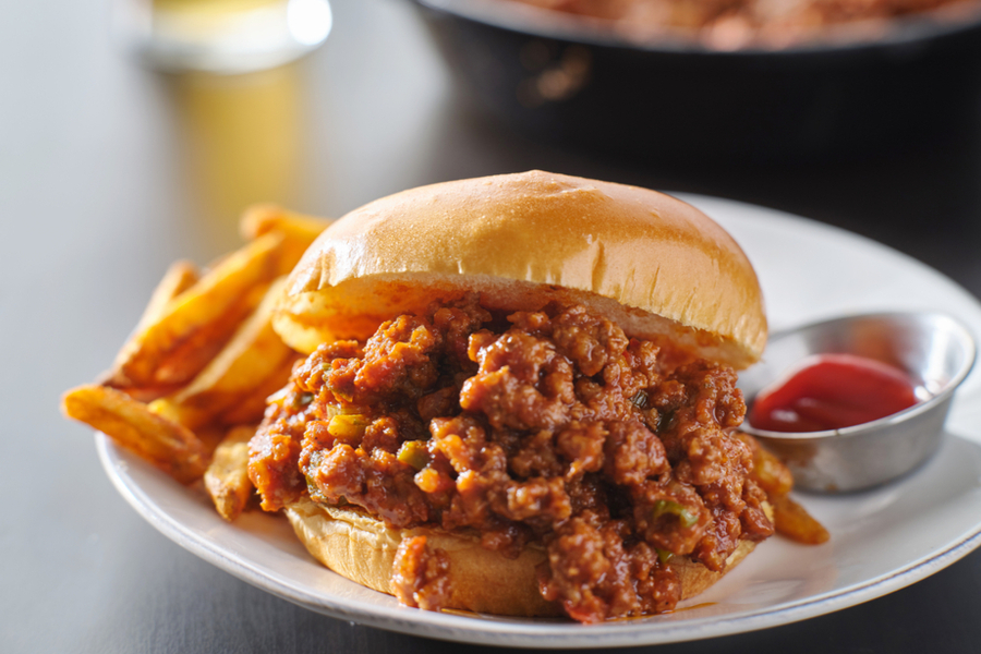 homemade sloppy joes without ketchup