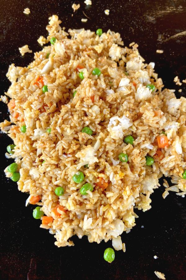 fried rice for hibachi shrimp recipe