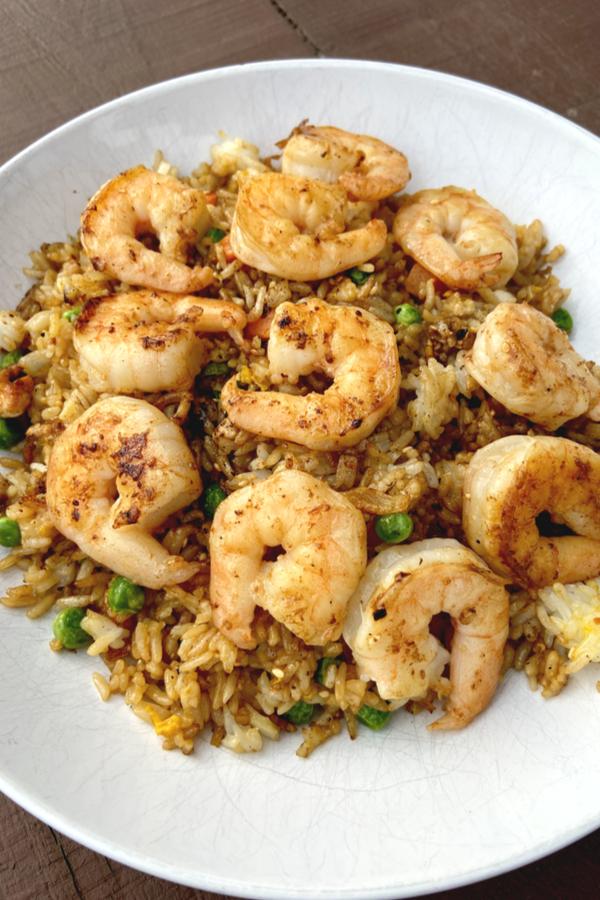 hibachi shrimp recipe