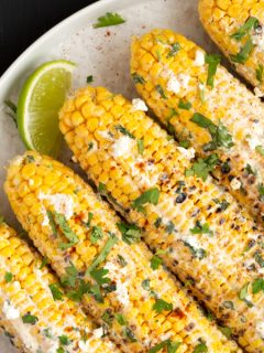 cinco de mayo mexican street corn