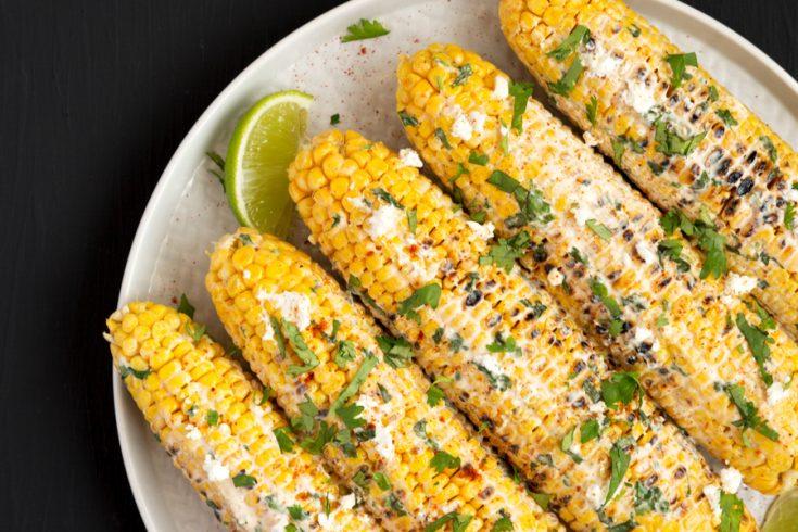 cinco de mayo mexican street corn