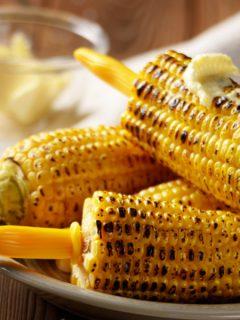 air fryer corn on the cob
