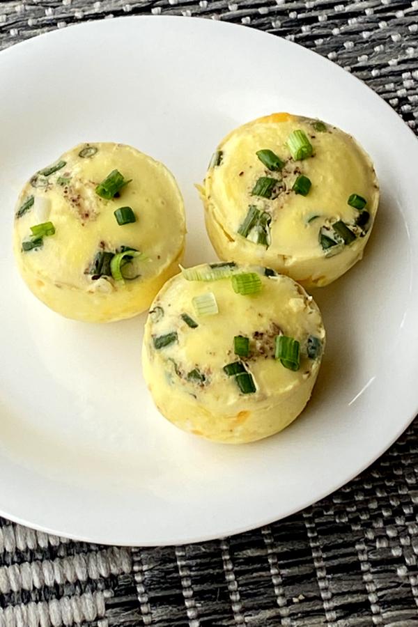 instant pot egg bite casserole