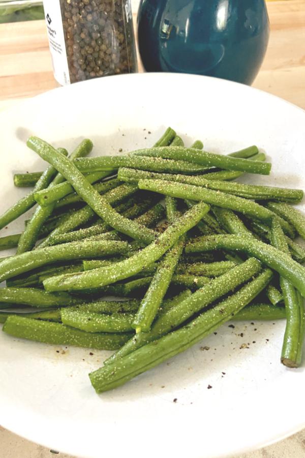 seasoned beans