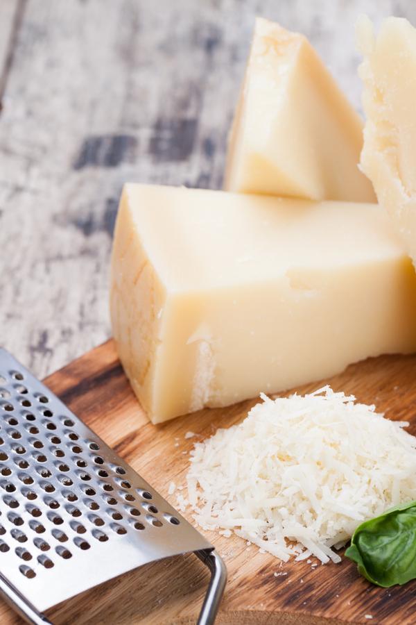 fresh grated parmesan cheese